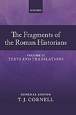 The Fragments of the Roman Historians, Vol. 2