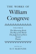 The Works of William Congreve, Vol. 2