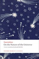 Oxford World's Classics: Lucretius: On the Nature of the Universe