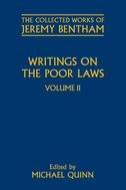 The Collected Works of Jeremy Bentham: Writings on the Poor Laws, Vol. 2