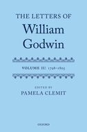 The Letters of William Godwin, Vol. 2: 1798–18051798–1805