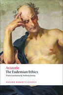 Oxford World's Classics: Aristotle: The Eudemian Ethics
