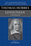 The Clarendon Edition of the Works of Thomas Hobbes, Vol. 3: Leviathan: Editorial Introduction