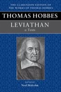 The Clarendon Edition of the Works of Thomas Hobbes, Vol. 4: Leviathan: The English and Latin Texts (i)