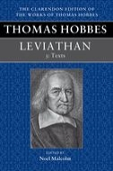 The Clarendon Edition of the Works of Thomas Hobbes, Vol. 5: Leviathan: The English and Latin Texts (ii)