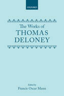 The Works of Thomas Deloney