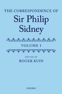 The Correspondence of Sir Philip Sidney, Vol. 1
