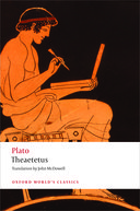 Oxford World's Classics: Plato: Theaetetus