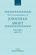 The Correspondence of Jonathan Swift, Vol. 1: 1690-17131690-1713