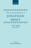The Correspondence of Jonathan Swift, Vol. 2: 1714-17231714-1723