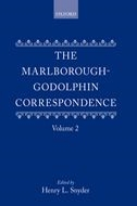The Marlborough–Godolphin Correspondence, Vol. 2