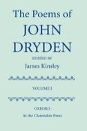 The Poems of John Dryden, Vol. 1