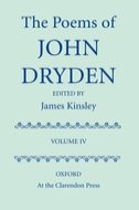 The Poems of John Dryden, Vol. 4
