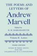 The Poems and Letters of Andrew Marvell, Vol. 2: Letters (Third Edition)