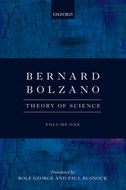 Bernard Bolzano: Theory of Science, Vol. 1