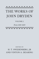 The Works of John Dryden, Vol. 2: Poems 1681–1684