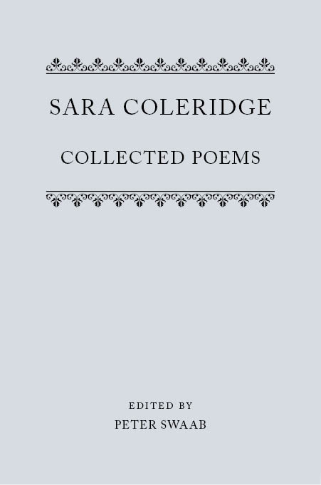 Sara Coleridge: Collected PoemsCollected Poems